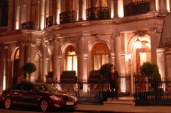 London casino les ambassadeurs