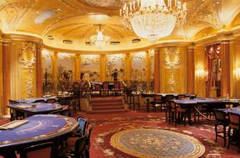 The Ritz Club Casino, London