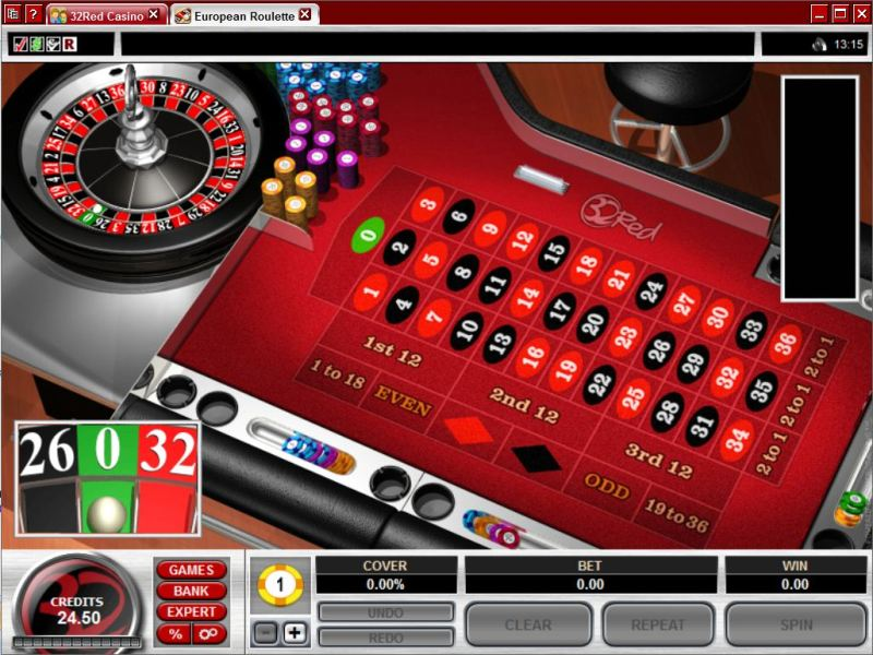 32Red Casino Screenshot 7