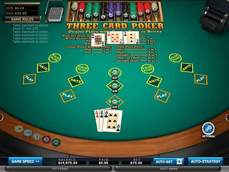 InterCasino Online Casino Review Screenshot 5