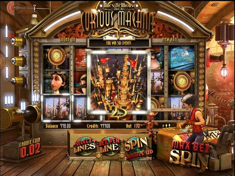 Mr Green Online Casino Review Screenshot 1