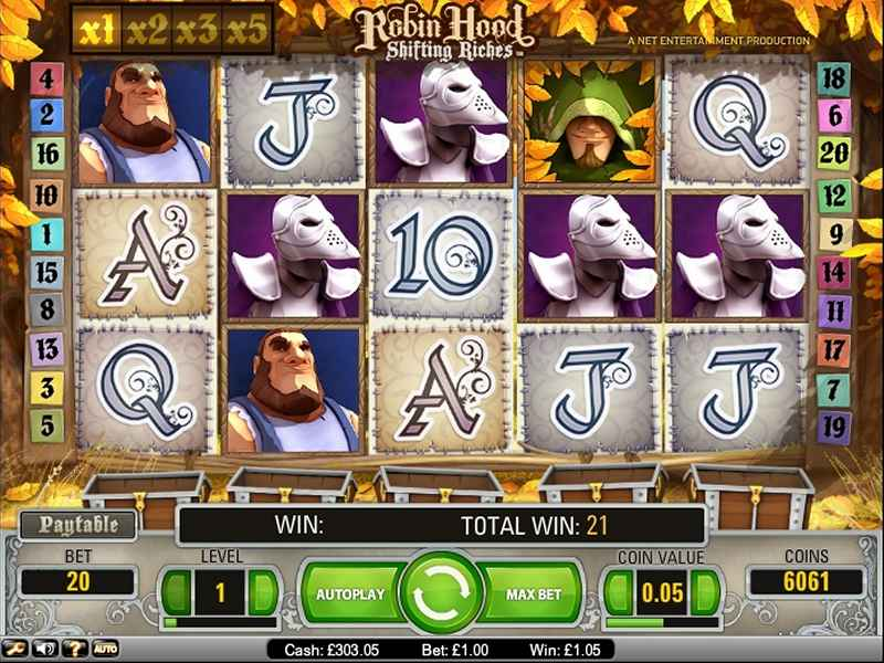 Mr Green Online Casino Review Screenshot 3
