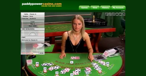 Paddy Power Online Casino Review Screenshot 4